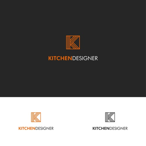 KitchenDesigner - Logo design