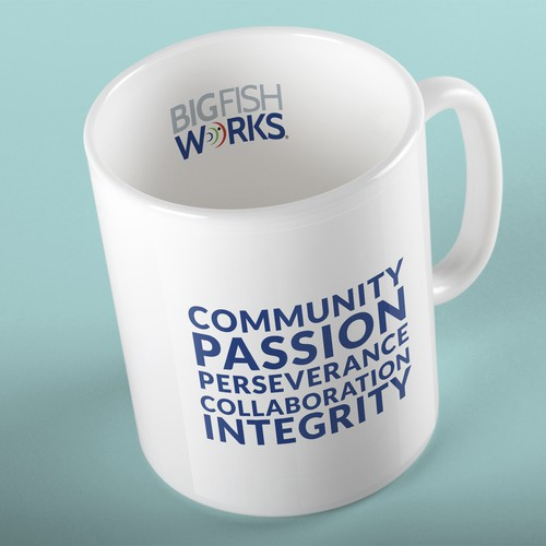 Corporate Values Promotional Material