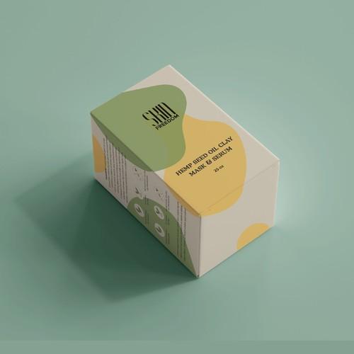 Fun & modern hemp oil based cosmetics