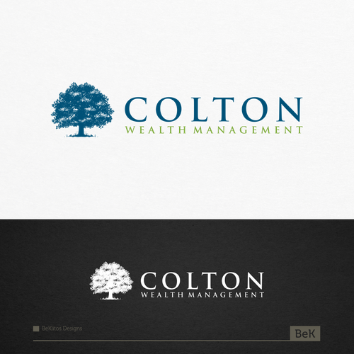Logo for Colton Wealth Management