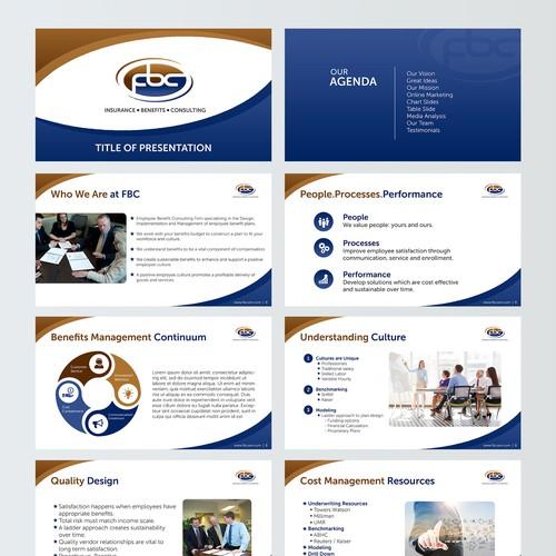 FBC Dynamic Presentation