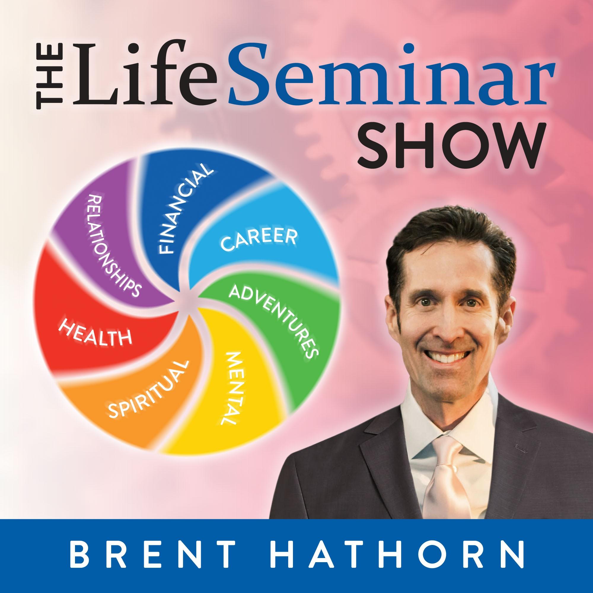 Life Seminars Podcast Design