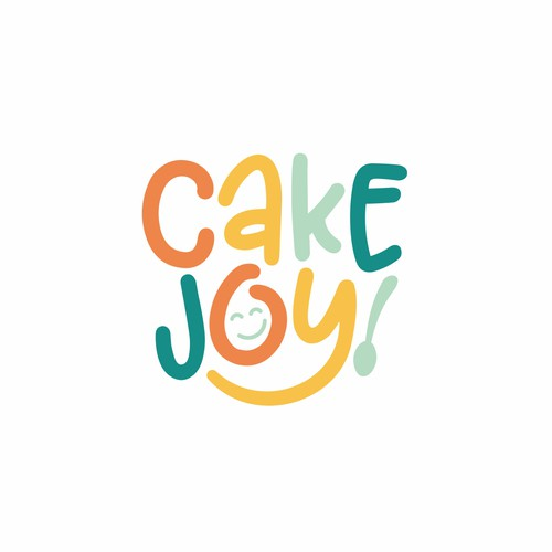 Logo concept for CakeJoy