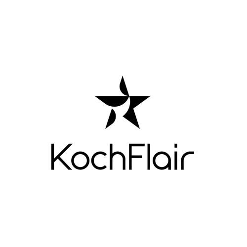 KochFlair Logo