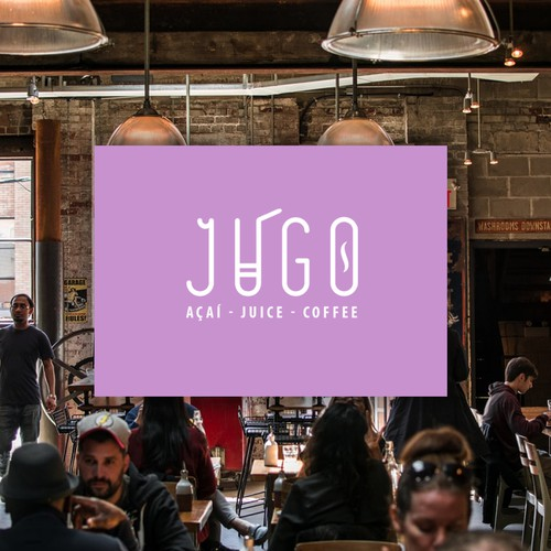 Simple Jugo Logo