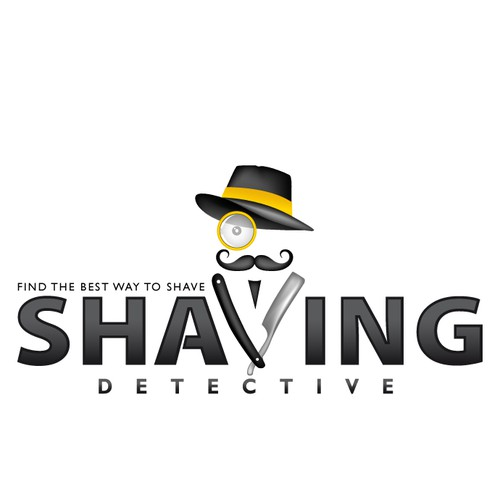 Shaving Detective need a new logo