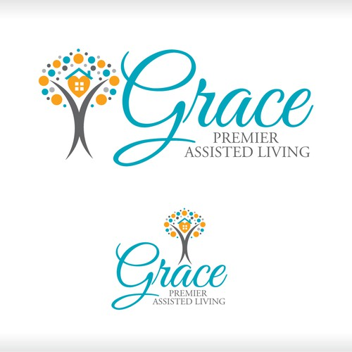 Logo Concept for Assisted Living Facility