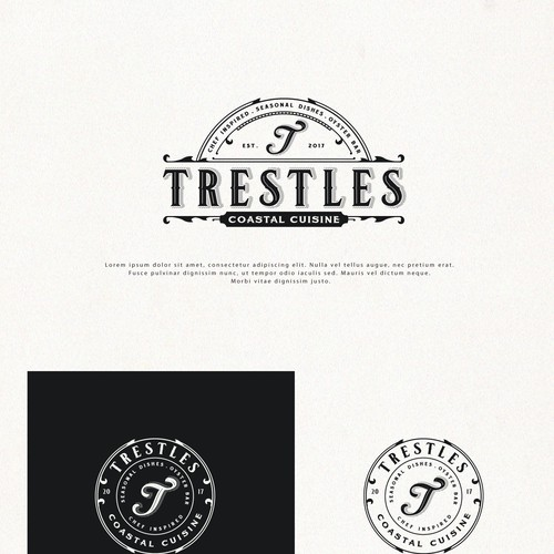 Logo Design for Trestles