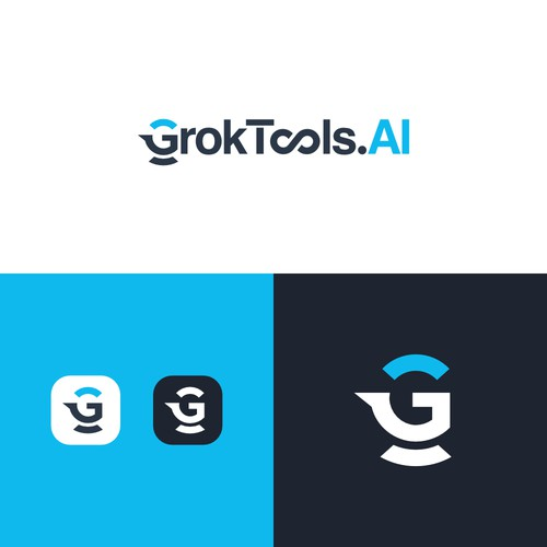 Logo for GrokTools.AI