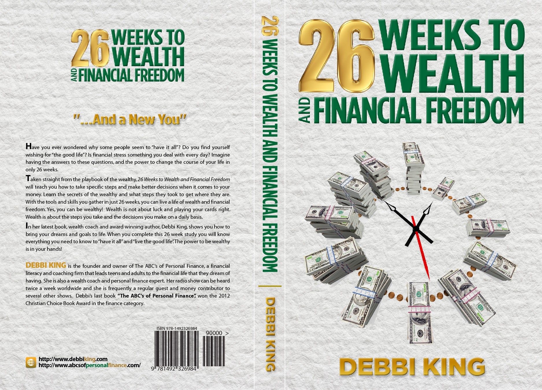 Help The ABC's of Personal Finance with a new book or magazine cover