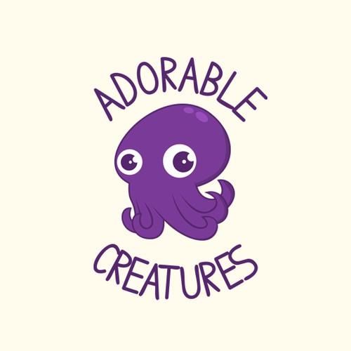 Logo design for Adorable Creature