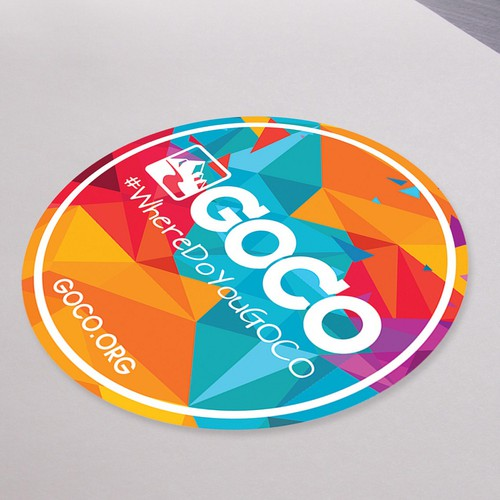 GOCO Sticker
