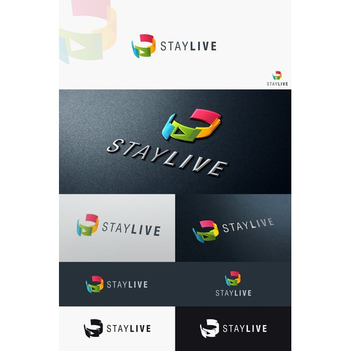 Create a logo for the latest company in livestreaming. Your logo will be shown everywhere!