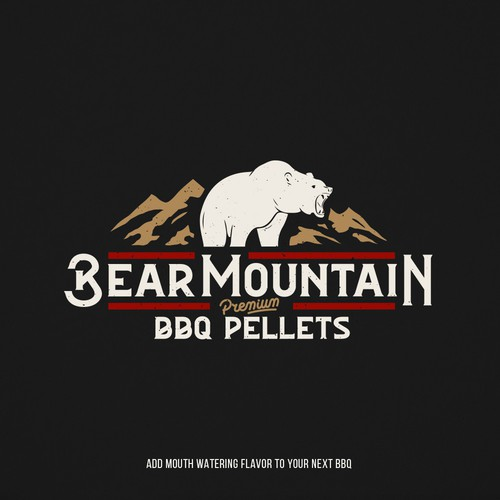 Rebrand Bear Mountain BBQ Pellets