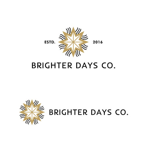 Logo for candle company