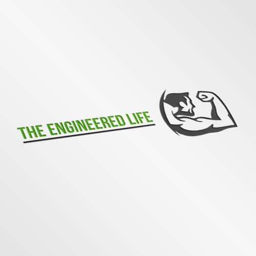 Men's fitness logo