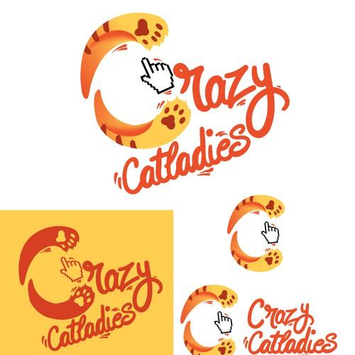 Cat web store logo