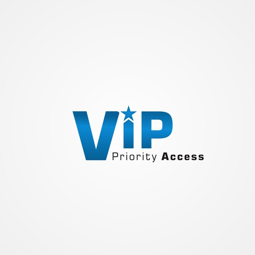 Create a V.I.P. program logo for a highly successful real estate agency.