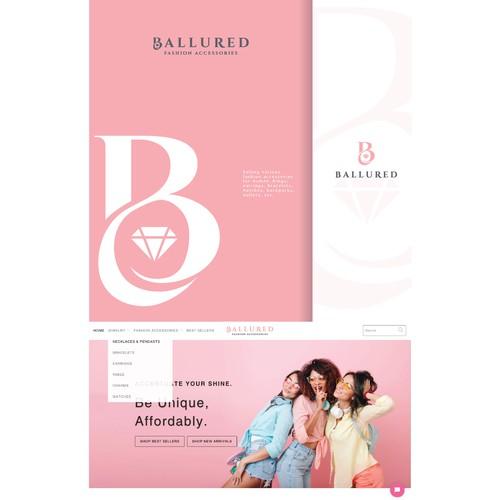 Ballured Logo