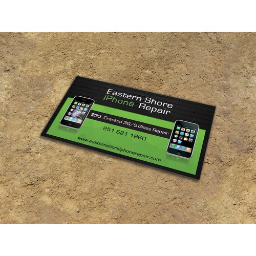 Looking For Several New Business Card Templates For iPhone Repair Businesses!