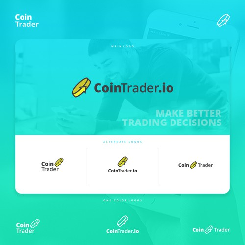 Logo Design for CoinTrader