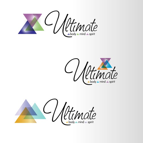 Ultimate Body Mind & Spirit Logo