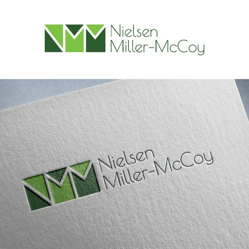 Logo design for law office