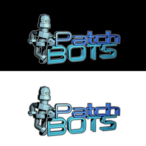 Patchbots robot channel needs logo