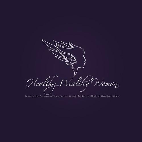 Healthy Wealthy Woman