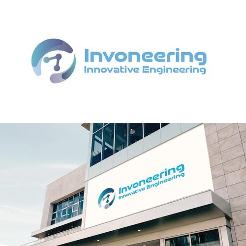 engineering logo fot technology