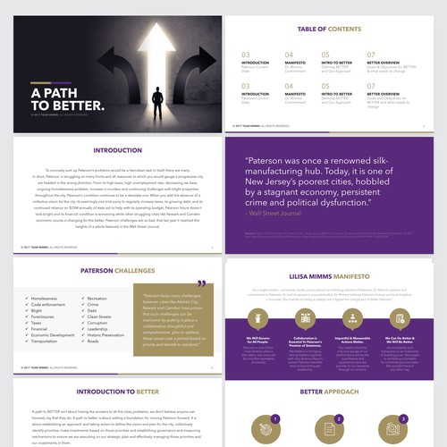 The Mimms Presentations Redesign