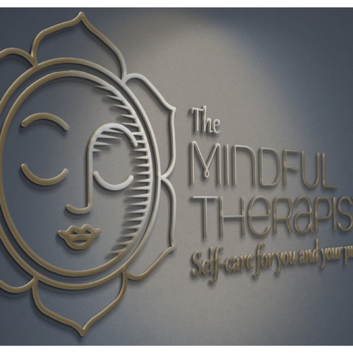 Approachable Therapist Logo