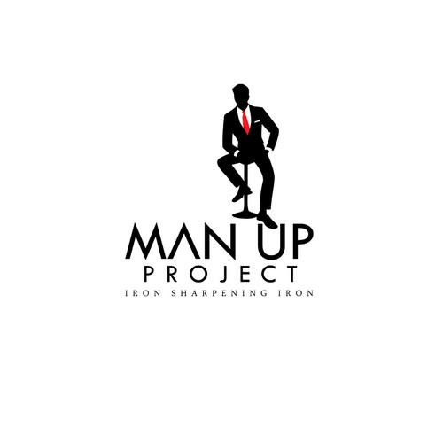 Logo for the movement to empower and support men