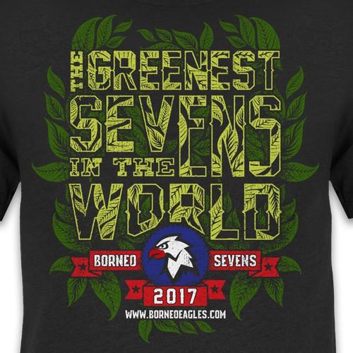 Borneo Sevens T-Shirt