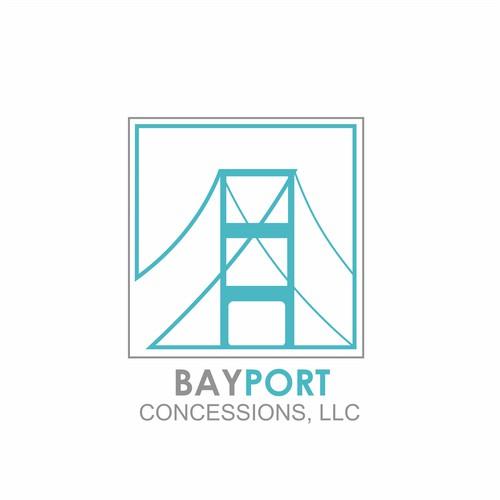 Logo concept for BAYPORT
