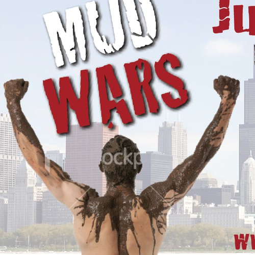 flyer for MUD WARS