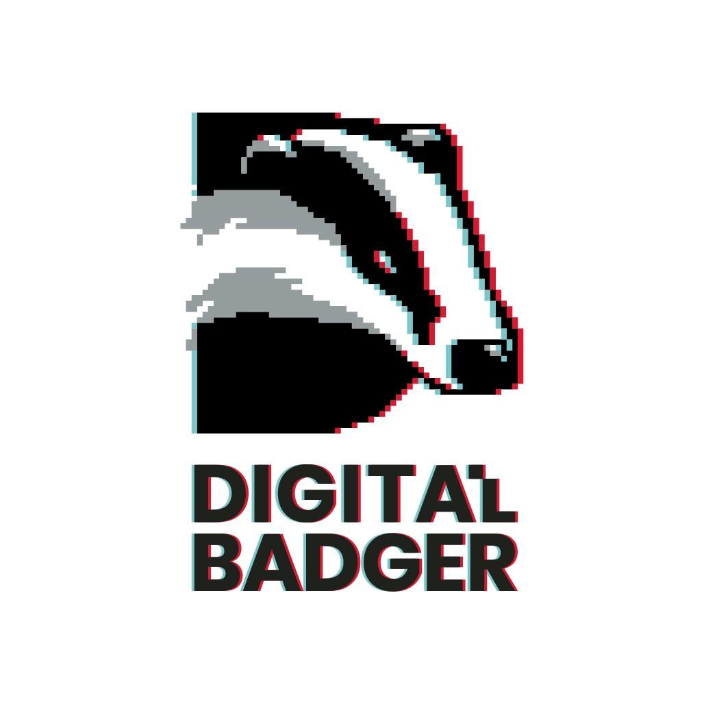 Digital Badger logo for Software Development Agency