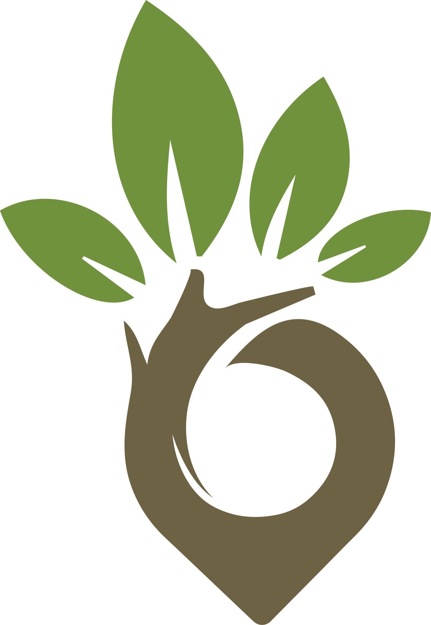 Un logo végétal et impactant pour Arbomap