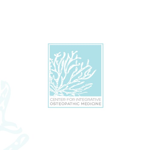 logo for an integrative and holistic medical practice