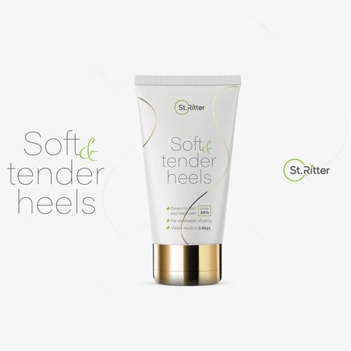 Premium cosmetic packaging concept
