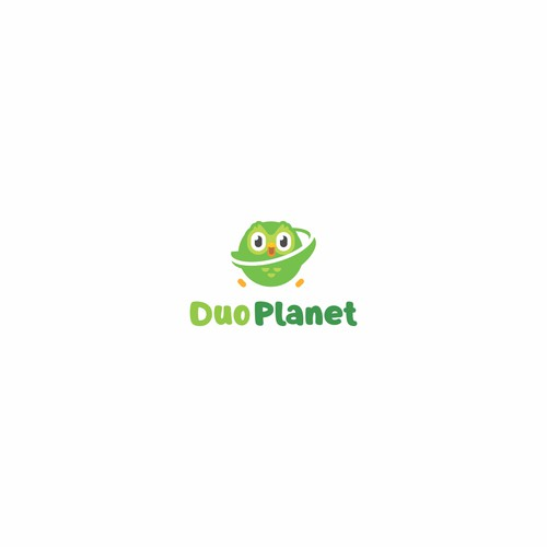 contest Design a simple, striking and versatile logo for a website about Duolingo and language learning