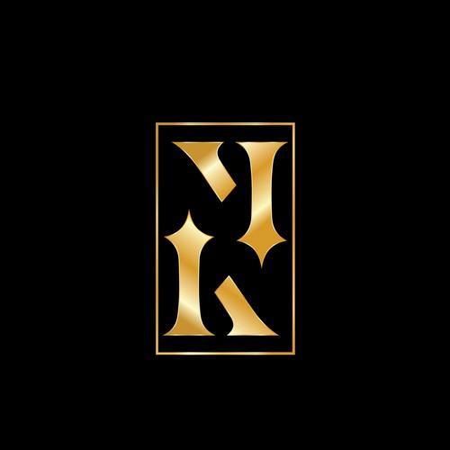 MK monogram