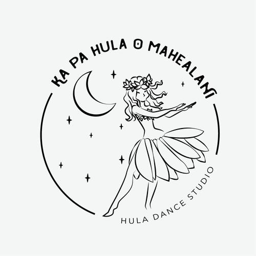 HULA STUDIO LOGO