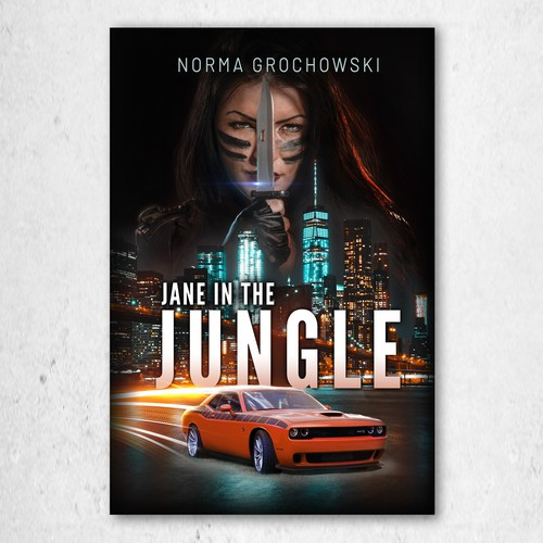 City vigilante Book Cover