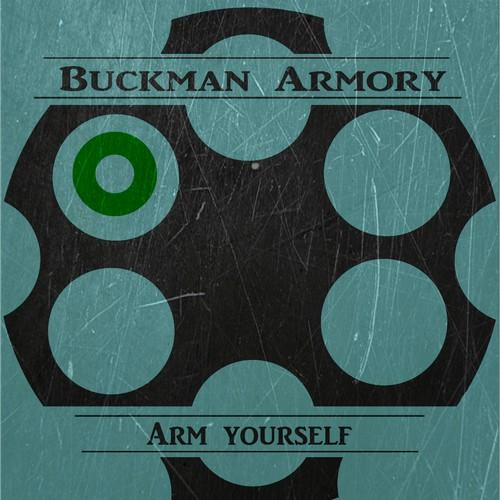 Logo concept for armory