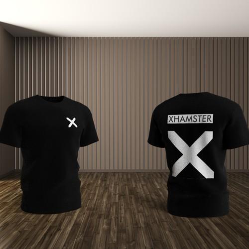 xHamster T-Shirt Design Contest
