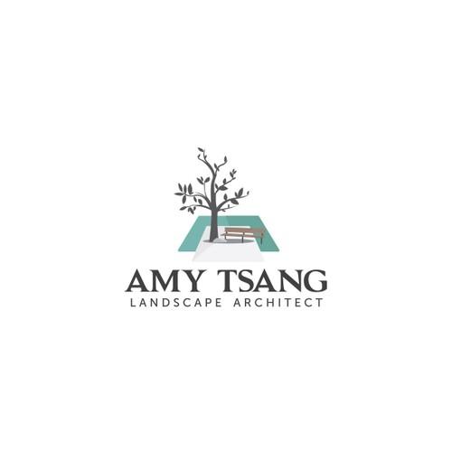 Amy Tsang Sample Logo