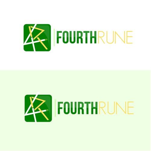 Wanted: Logo to establish Fourth Rune's image as university-focused web services company