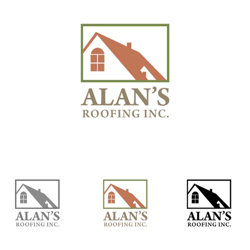 Roofing Company Needs a Logo