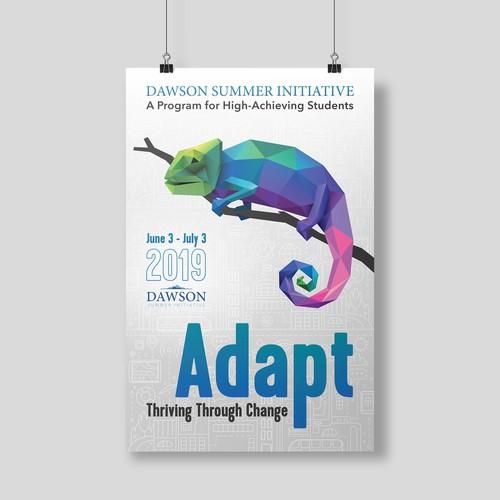 Dawson Summer Initiative poster 2019